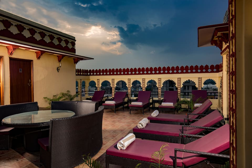 Umaid Haveli Hotel and Resorts, Kukas, Umaid Haveli Hotel and Resorts