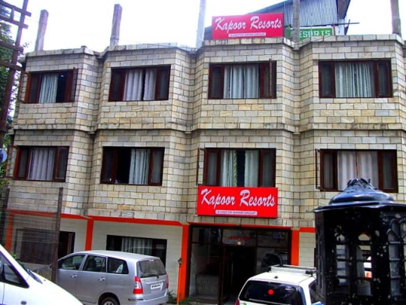 Kapoor Resorts, Hadimba Road, Kapoor Resorts