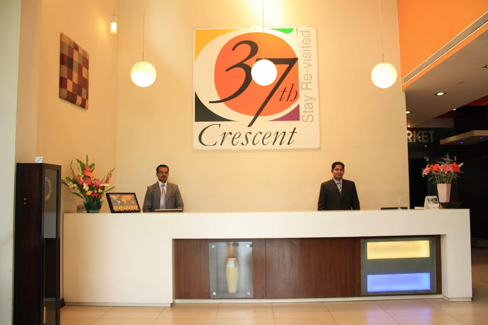37th Crescent Hotel Bangalore, High Grounds, 37th Crescent Hotel Bangalore