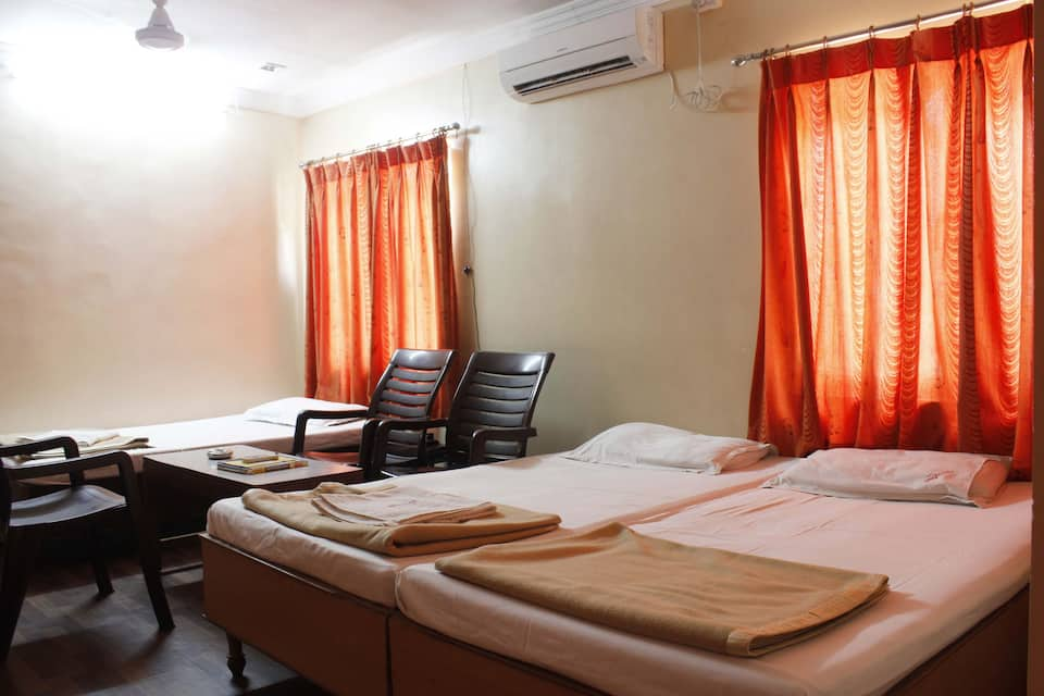 Standard Single AC Room