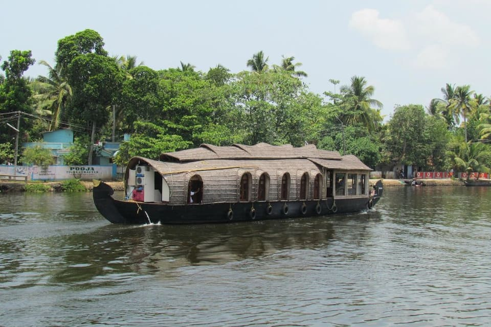ATDC House Boat, Pallathuruthy, ATDC House Boat