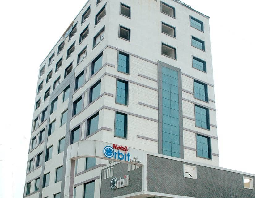 Hotel Orbit, Industrial Area, Hotel Orbit