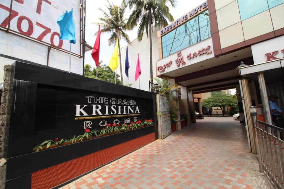 The Grand Krishna Rooms, Madiwala, The Grand Krishna Rooms
