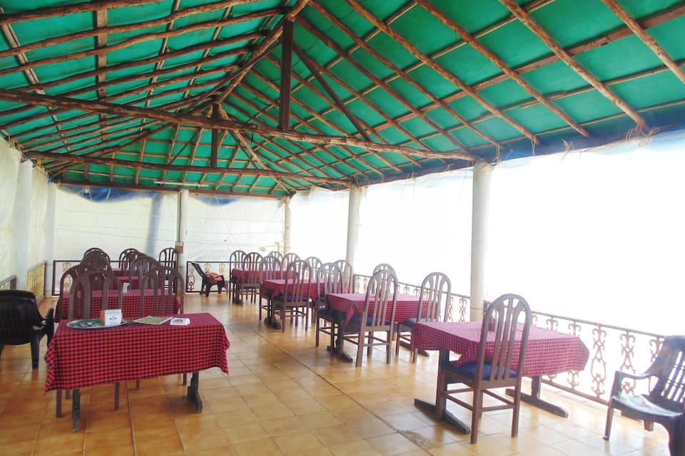 Palmshade Guest House, , TG Stays Aguada Fort Area