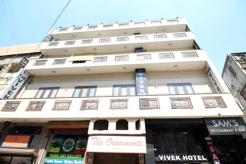 The Vivek, Paharganj, The Vivek