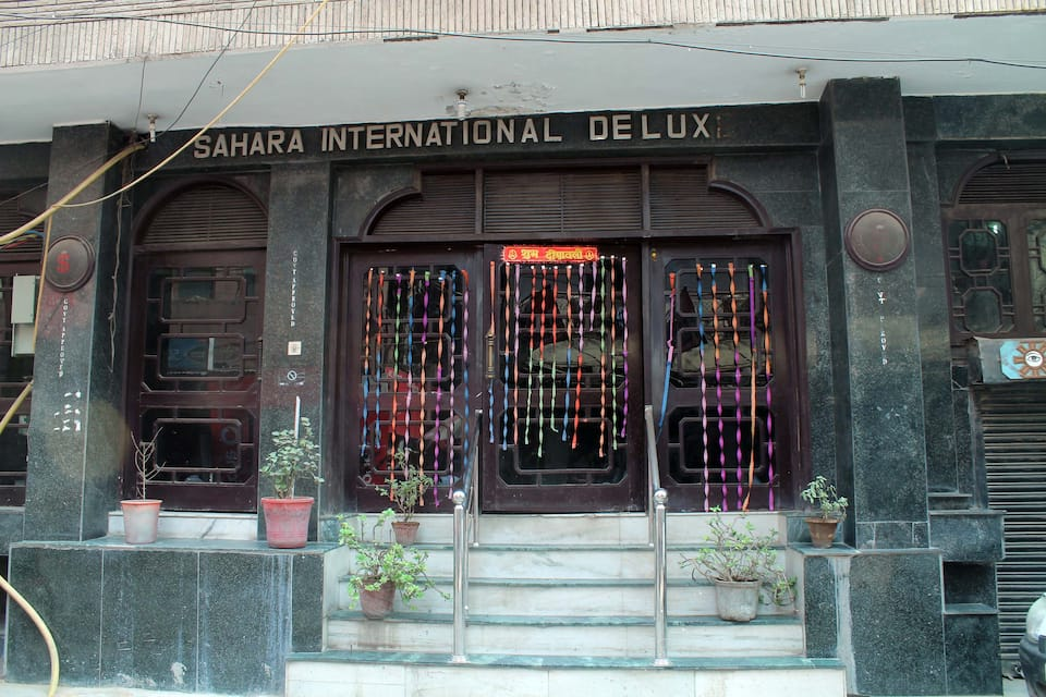 Sahara International Deluxe, Paharganj, Sahara International Deluxe