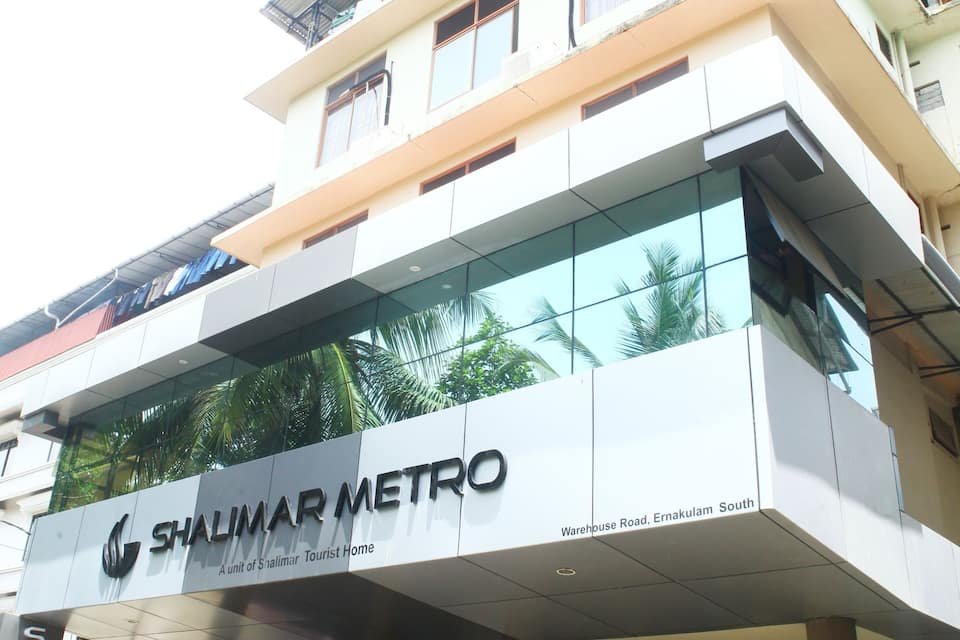 Shalimar Metro, Ernakulam South Junction, Shalimar Metro
