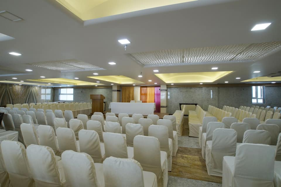 The Kanchi Residency, Anna Nagar, The Kanchi Residency