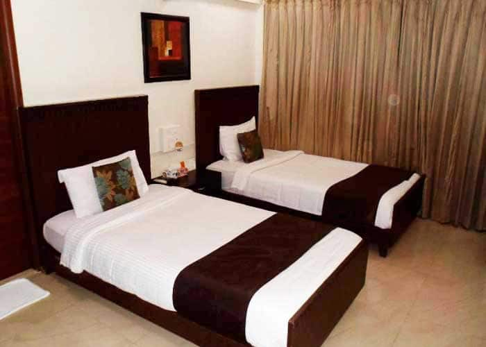 Siesta Subhasri Estate, Begumpet, TG Stays Old Airport Exit Road