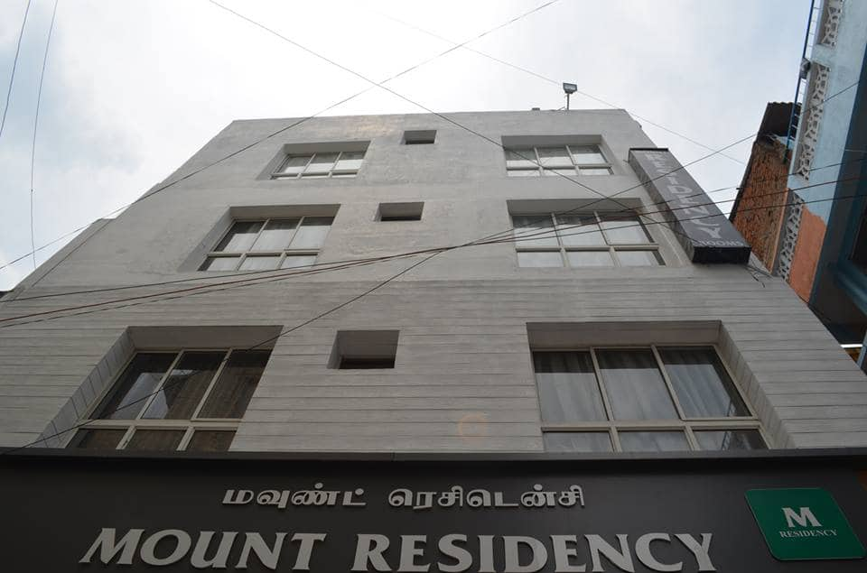 Mount Residency, Mount Road, Mount Residency