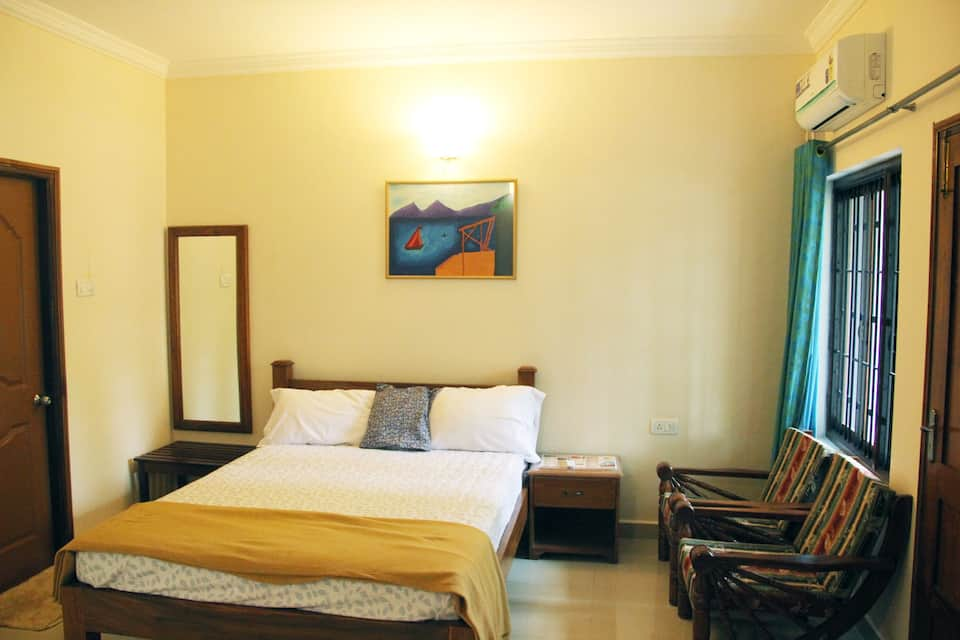 Cota Residency, South Goa, TG Stays Arossim Utoeda Beach Road
