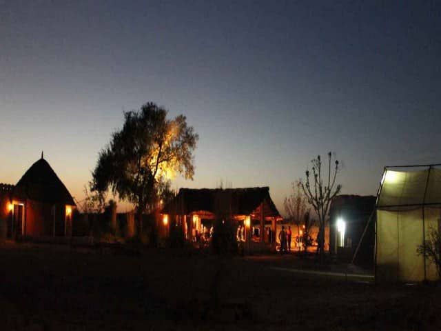 Umaid Safaris & Desert Lodge, Raisar, Umaid Safaris  Desert Lodge