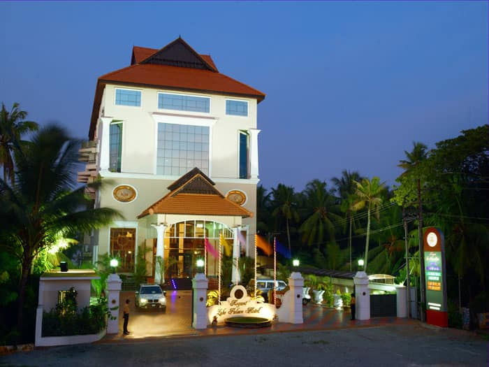Regant Lake Palace Kollam, , Regant Lake Village Island Resort