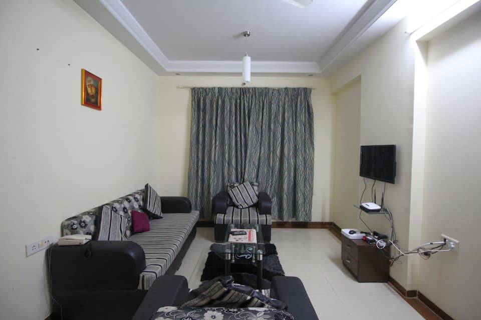 Global Marketing Service Apartment, Malad, TG Stays Link Road