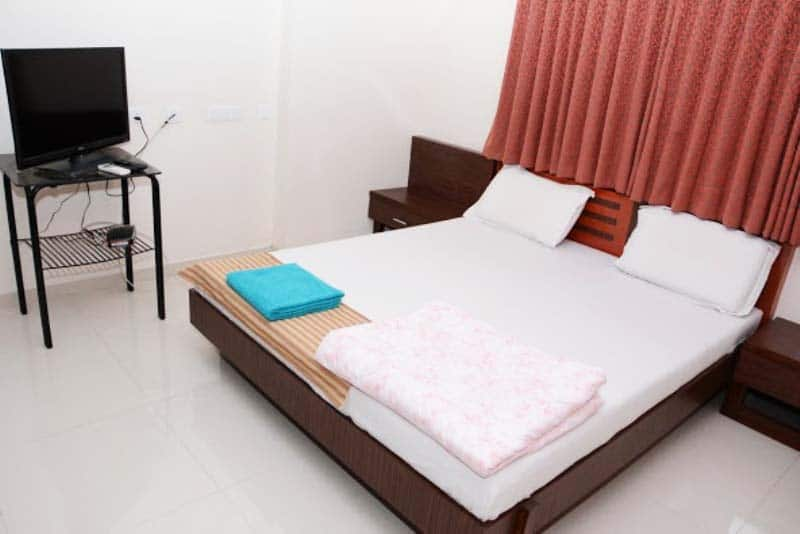 STAYMATRIX Service Apartment @ C G  ROAD(781), , TG Stays Girish Cold Drink  C.G Road