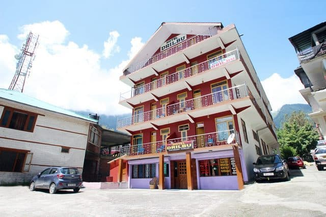 Hotel Drilbu, Gurudwara School Road, Hotel Drilbu
