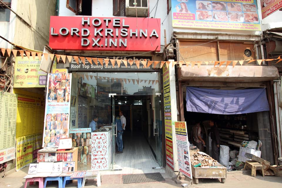 Lord Krishna Dx. Inn, Paharganj, Lord Krishna Dx. Inn
