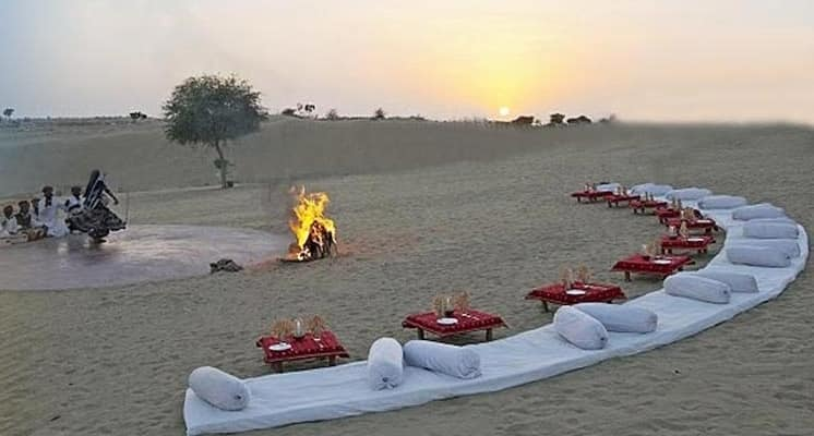 Amush Desert Camp, Dhibbapara, Amush Desert Camp