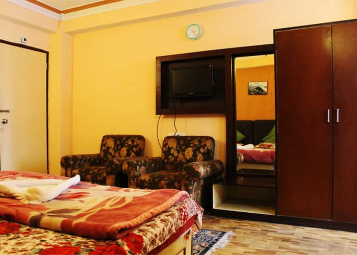 Hotel Misty Oak, Arithang Road, Hotel Misty Oak