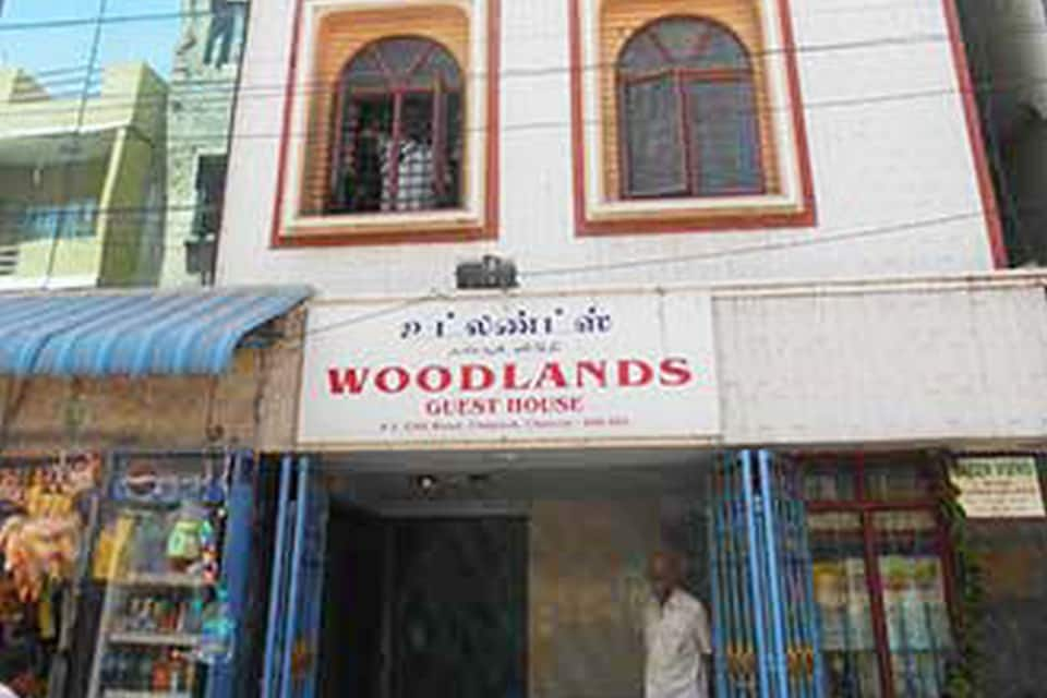 Woodlands Guest House, Chepauk, Woodlands Guest House