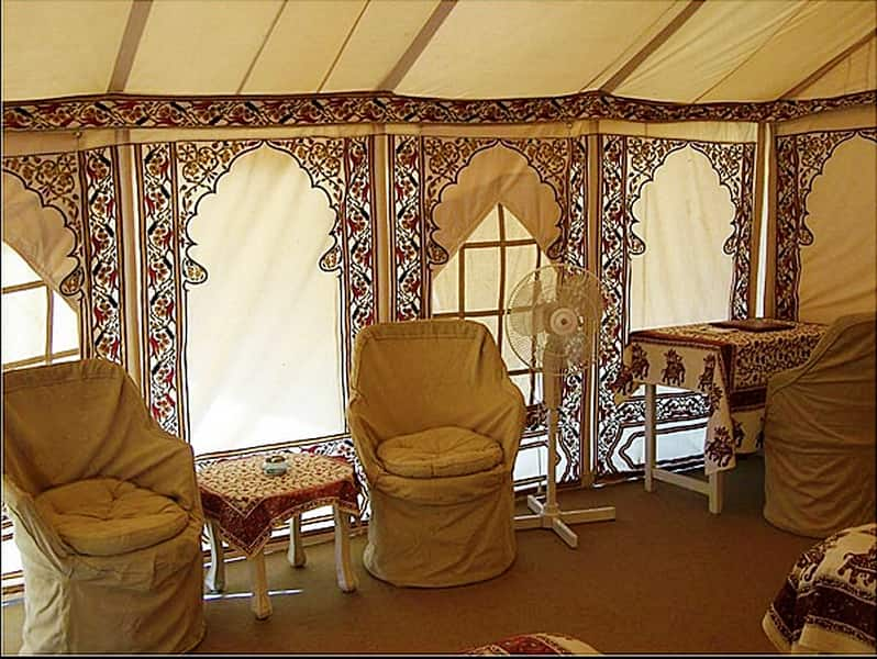 Bhadrawati Royal Camps, , Bhadrawati Royal Camps