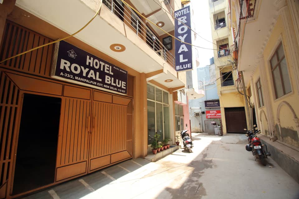 Airport Hotel Royal Blue, Airport Zone, Airport Hotel Royal Blue