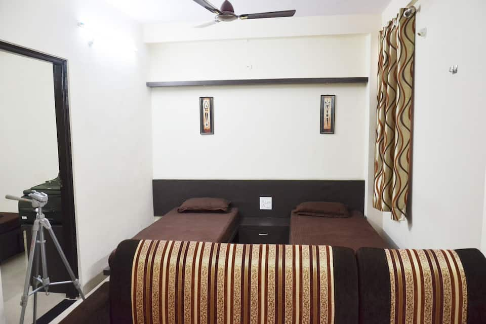 K K Service Apartment 1, Bhawarkua Road, K K Service Apartment 1