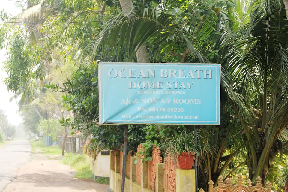 Ocean Breath Home Stay, Cherai Beach Road, Ocean Breath Home Stay