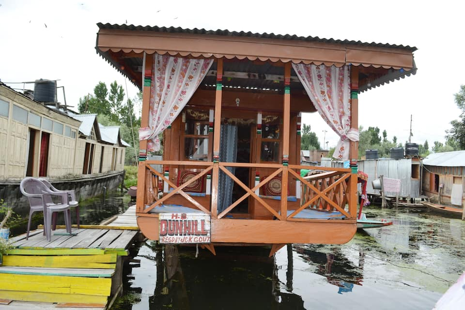 Dunhill Houseboat