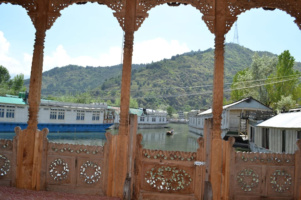 Miss India Houseboat, Dal Lake, Miss India Houseboat