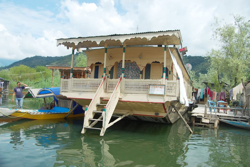 Young Normandi Houseboat