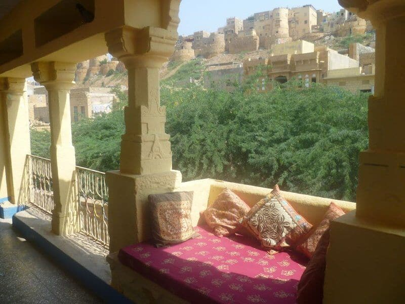 Nomads Guest House, Shiv Road, TG Stays Shiv Road