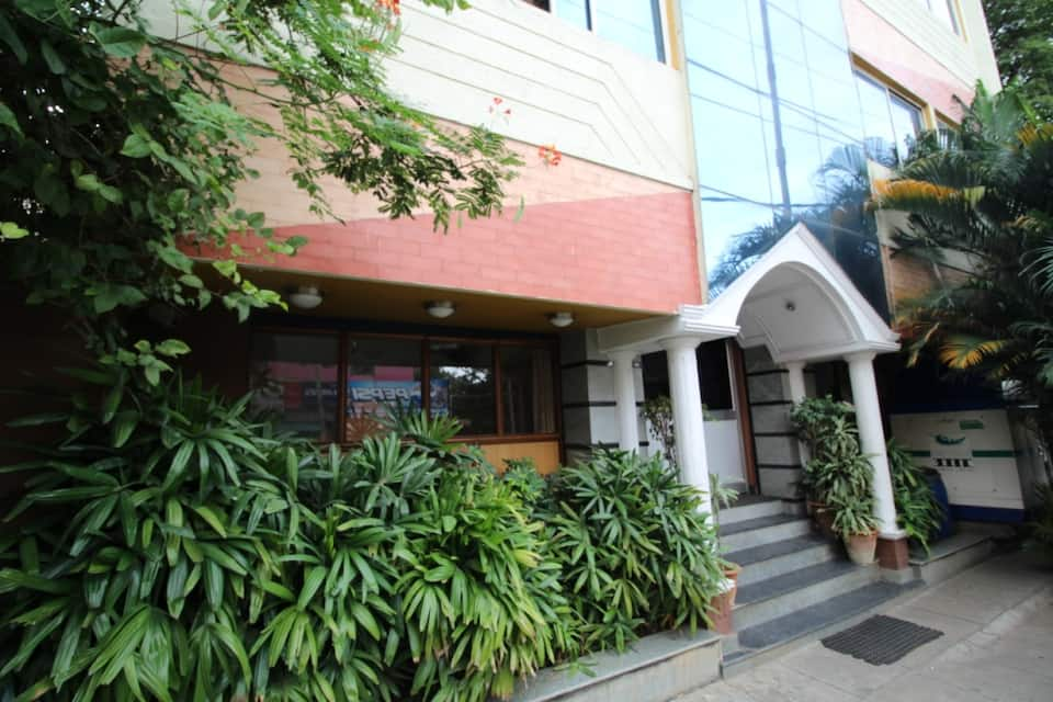 Navya Residency, West of Chord Road, Navya Residency