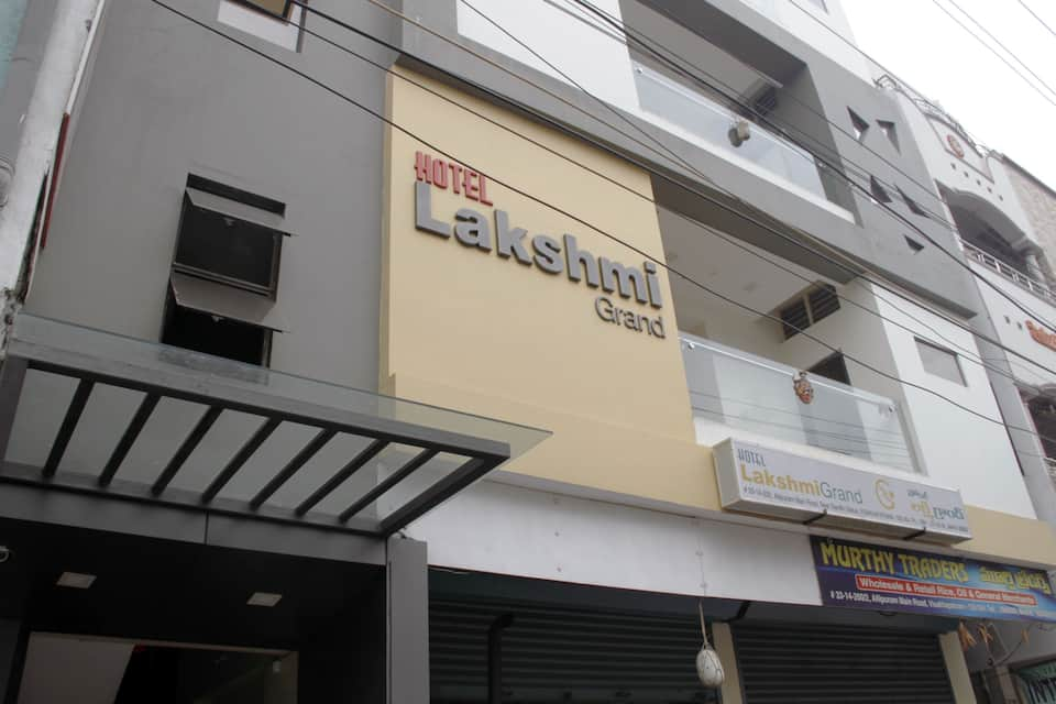 Hotel Lakshmi Grand, Allipuram, Hotel Lakshmi Grand