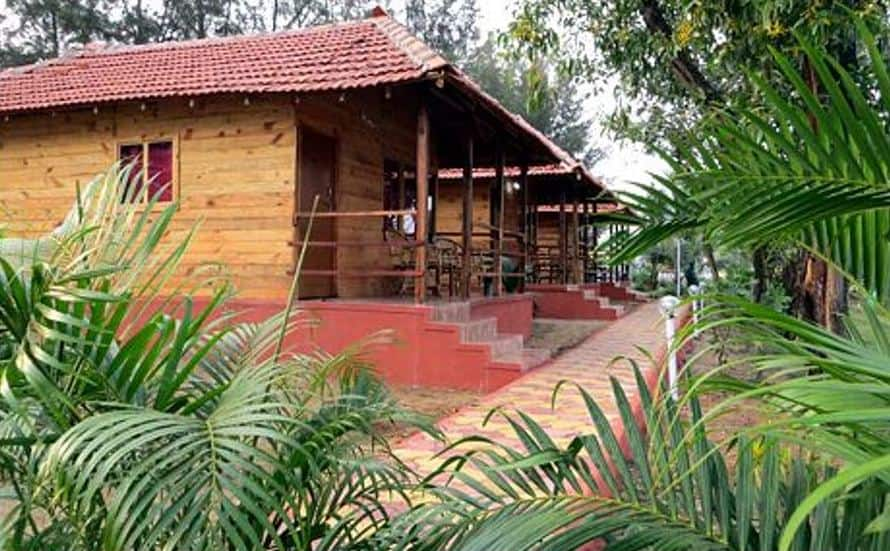 Morjim Breeze Resort, Pernem, Morjim Breeze Resort