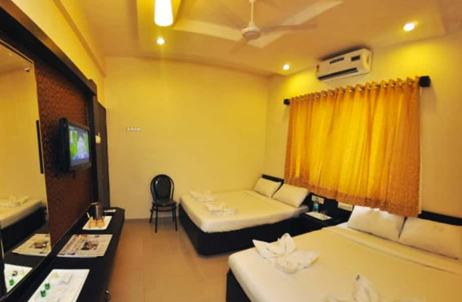 Hotel Sai Grand Castle Inn, Pimpalwadi Road, Hotel Sai Grand Castle Inn