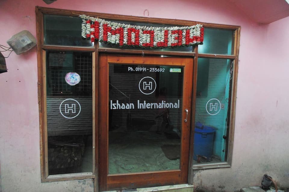 Hotel Ishaan International, Main Bazar, Hotel Ishaan International