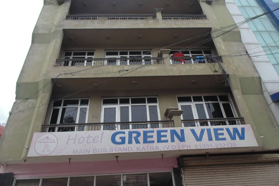 Hotel Green View, Main Bazar, Hotel Green View