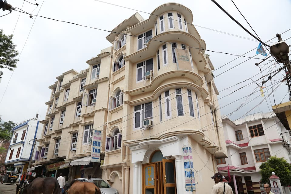 Hotel Hill Top, Main Bazar, Hotel Hill Top