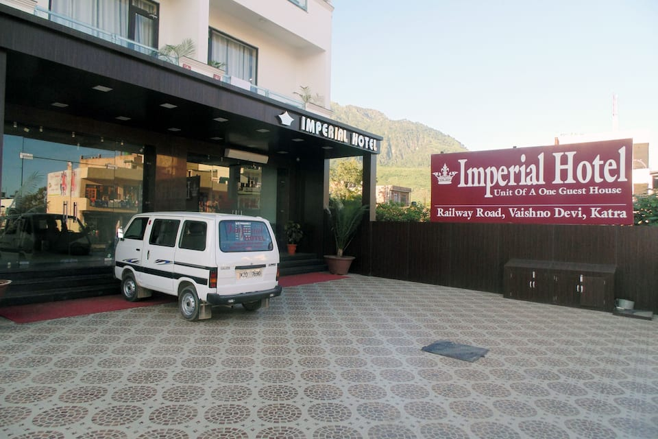 Imperial Hotel, Railway Road, Imperial Hotel