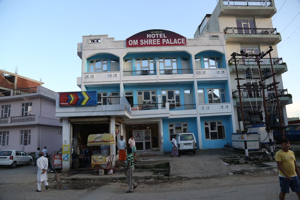 Hotel Om Shree Palace