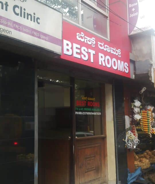 Best Rooms, Yeshwanthpur, Best Rooms