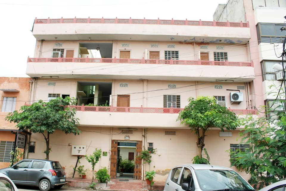 Pink City Guest House, Moti Lal Atal Road, Pink City Guest House