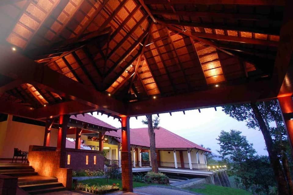 The Windflower Resorts & Spa, Vythiri, The Windflower Resorts  Spa
