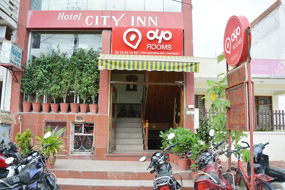 Hotel City Inn, Raja Park, Hotel City Inn JAIPUR
