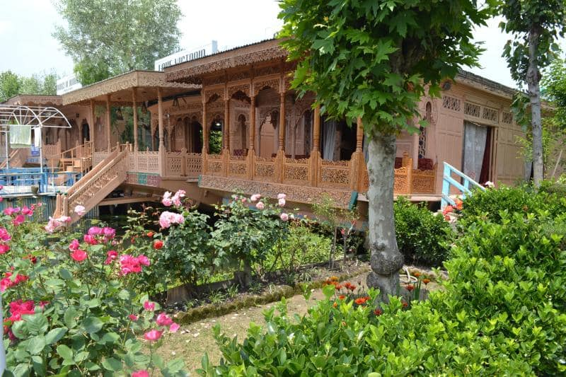 Badyari Palace Houseboat, Dal Lake, Badyari Palace Houseboat