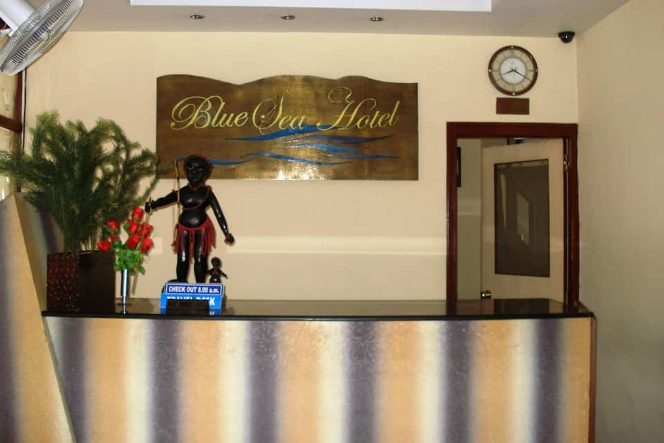 Blue Sea Hotel, M G Road, Blue Sea Hotel