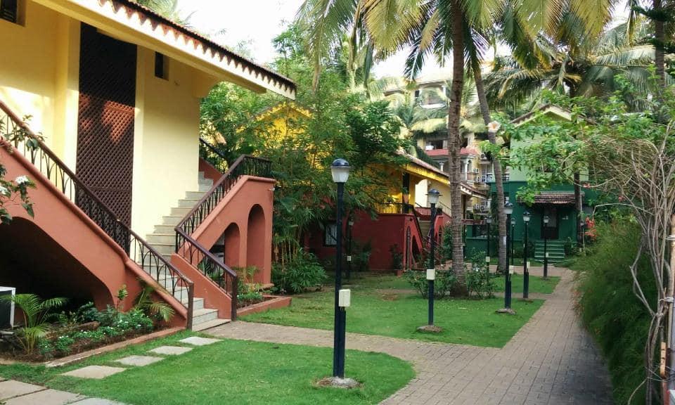 Miramar Residency Goa Tourism Panjim