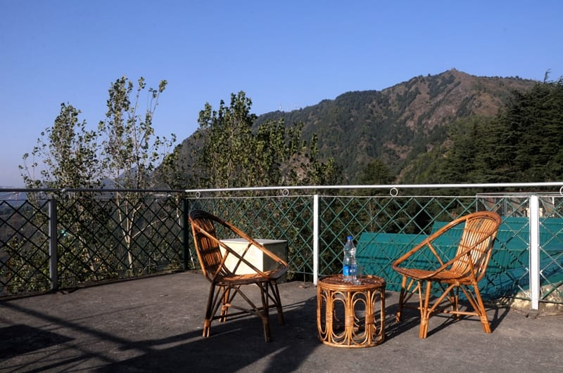 Alpine Inn Home Stay, Shoghi, TG Stays Shoghi