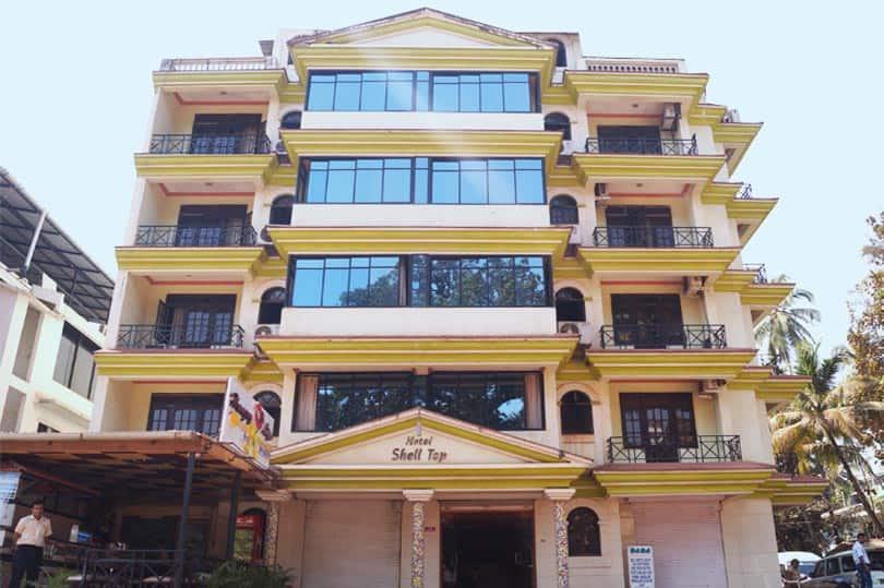 Shell Top Hotel, Panjim, Shell Top Hotel